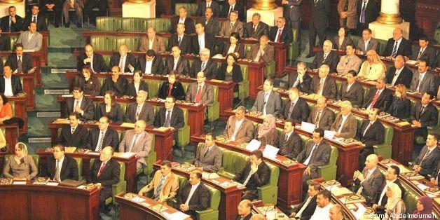 Première séance de l'Assemblée nationale constituante