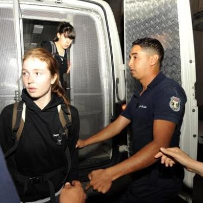 Les Femen libérées ont quitté la Tunisie aujourd\'hui