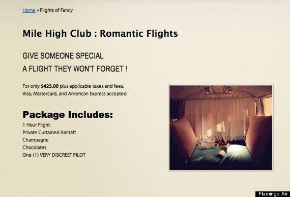 flamingo air mile high flights