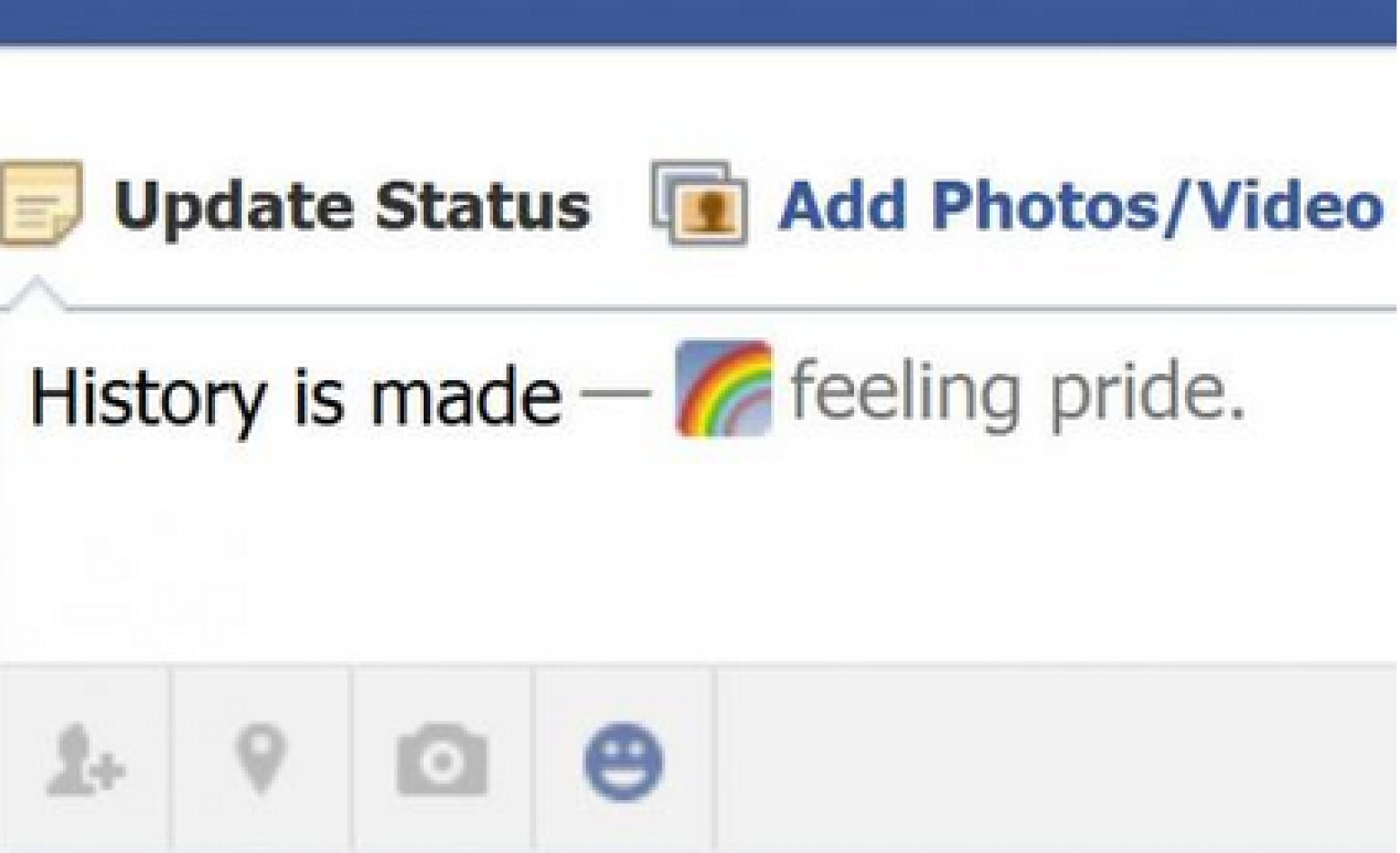 Facebook launches rainbow emoticon in honor of gay pride huffpost buycottarizona