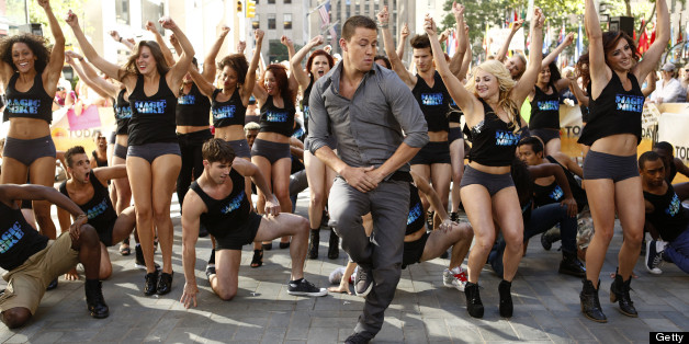 Channing Tatum Owes Dance Moves To Quincea 241 Era Parties