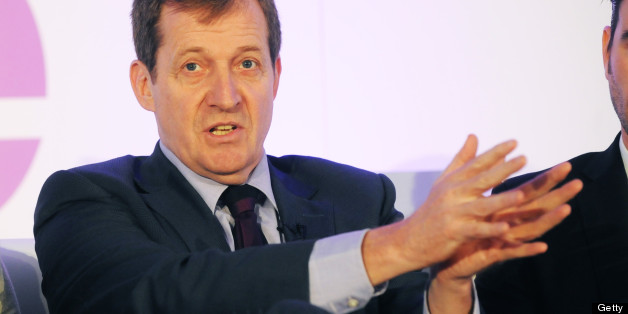 Alastair Campbell defends journalist record