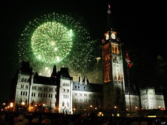 canada day parliament