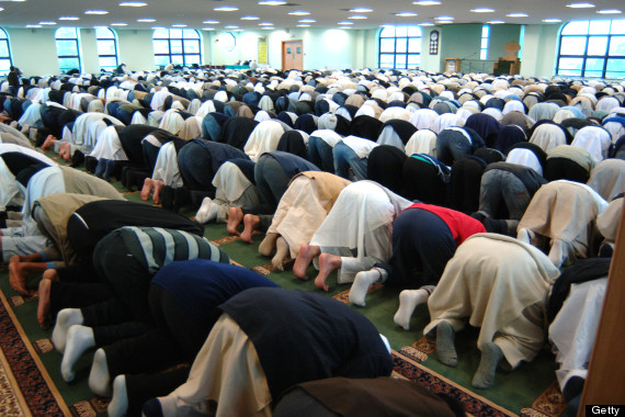 bradford mosque