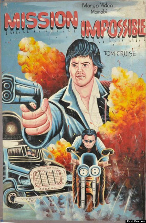 ghana film posters