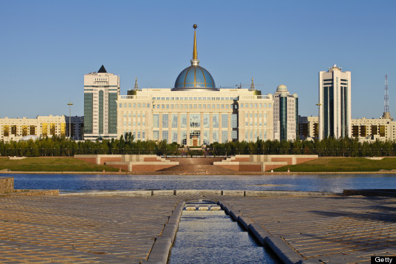 kazakhstan government
