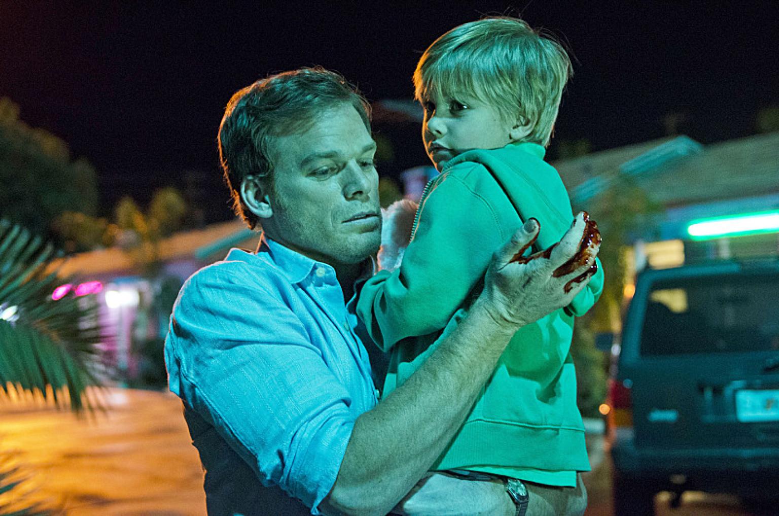 Dexter\' Season 8 Premiere Recap: The Code Is Cracking | HuffPost