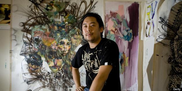 David Choe, Artist, Claims He Hid $10,000 Around Detroit
