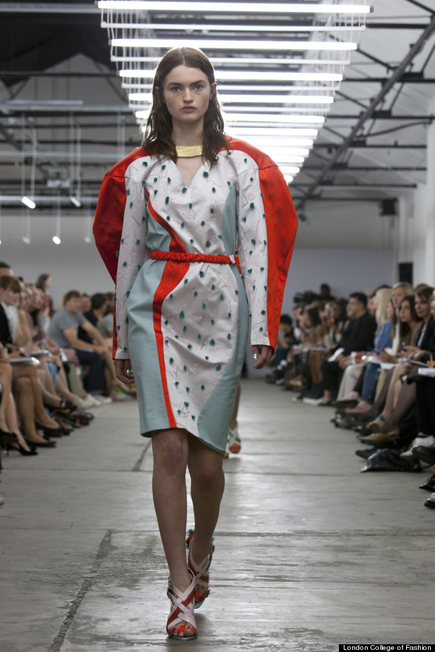 graduate fashion show 2013