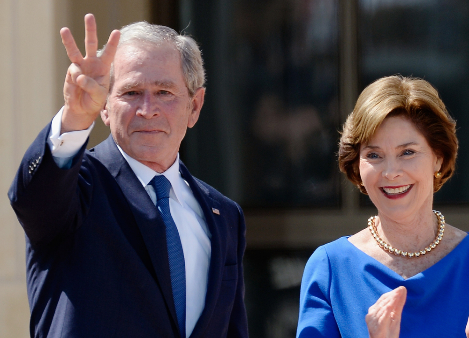 Well! pity, George w and laura bush pity, that