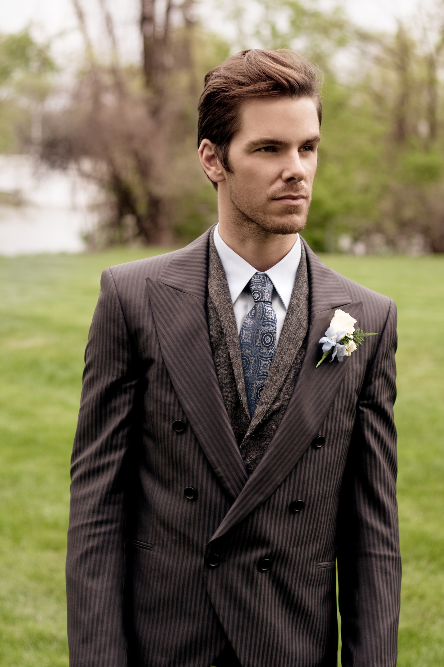 Style Tip For Guys: What To Wear To A Summer Wedding | HuffPost