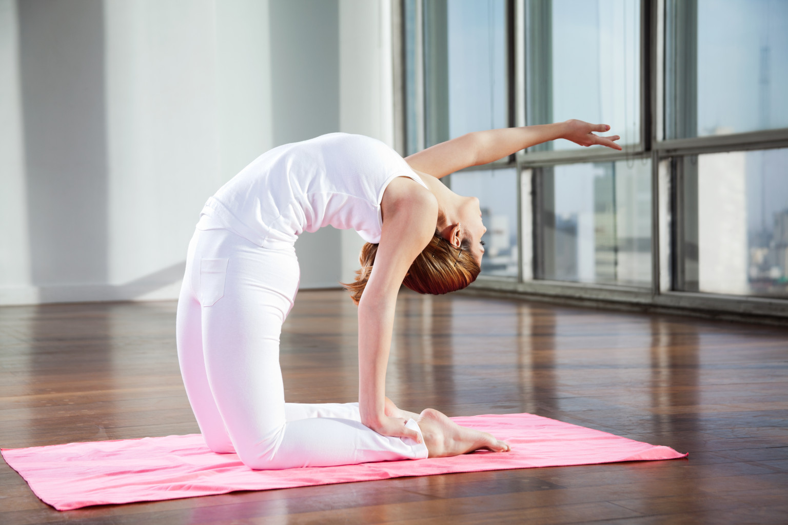 Yoga For Energy 10 Uplifting Poses To Fight Fatigue PHOTOS