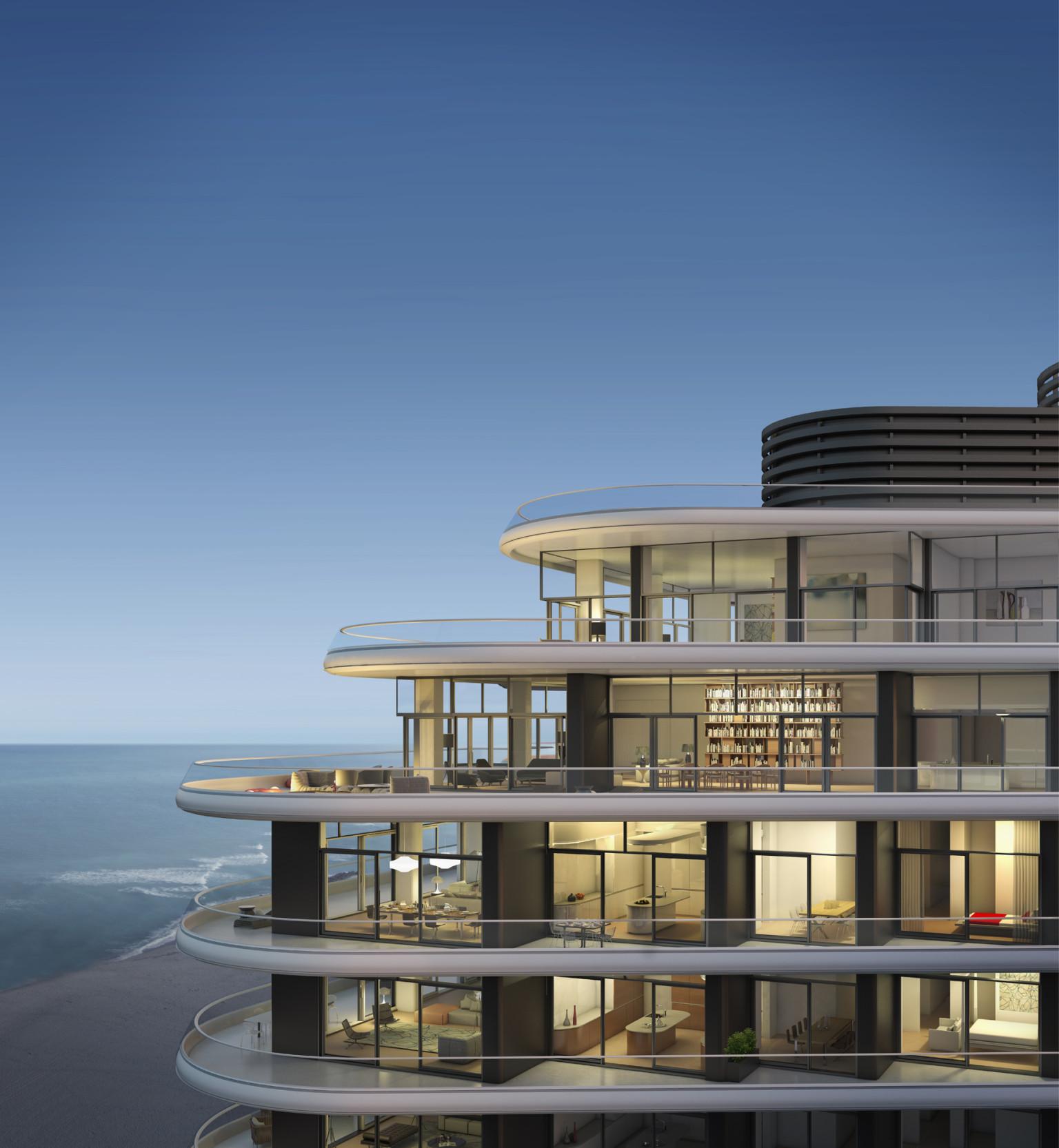 Faena house miami beach features insane balconies cool for 530 terrace ave virginia beach