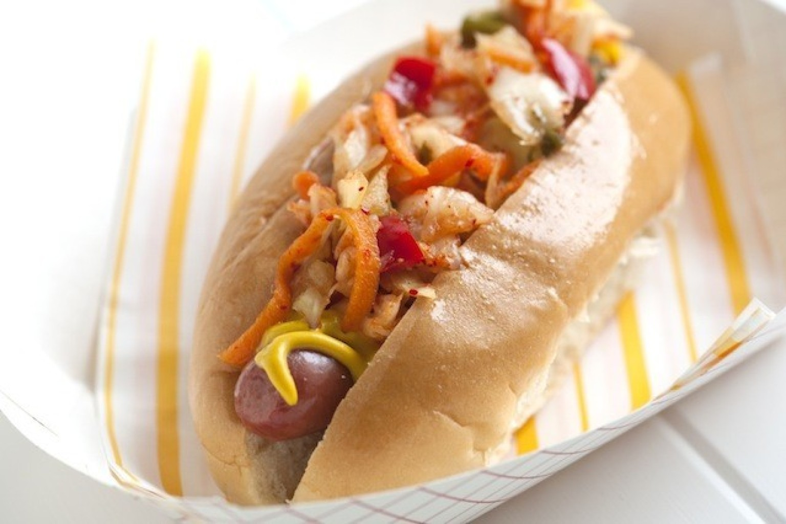 German Hot Dog Rolls