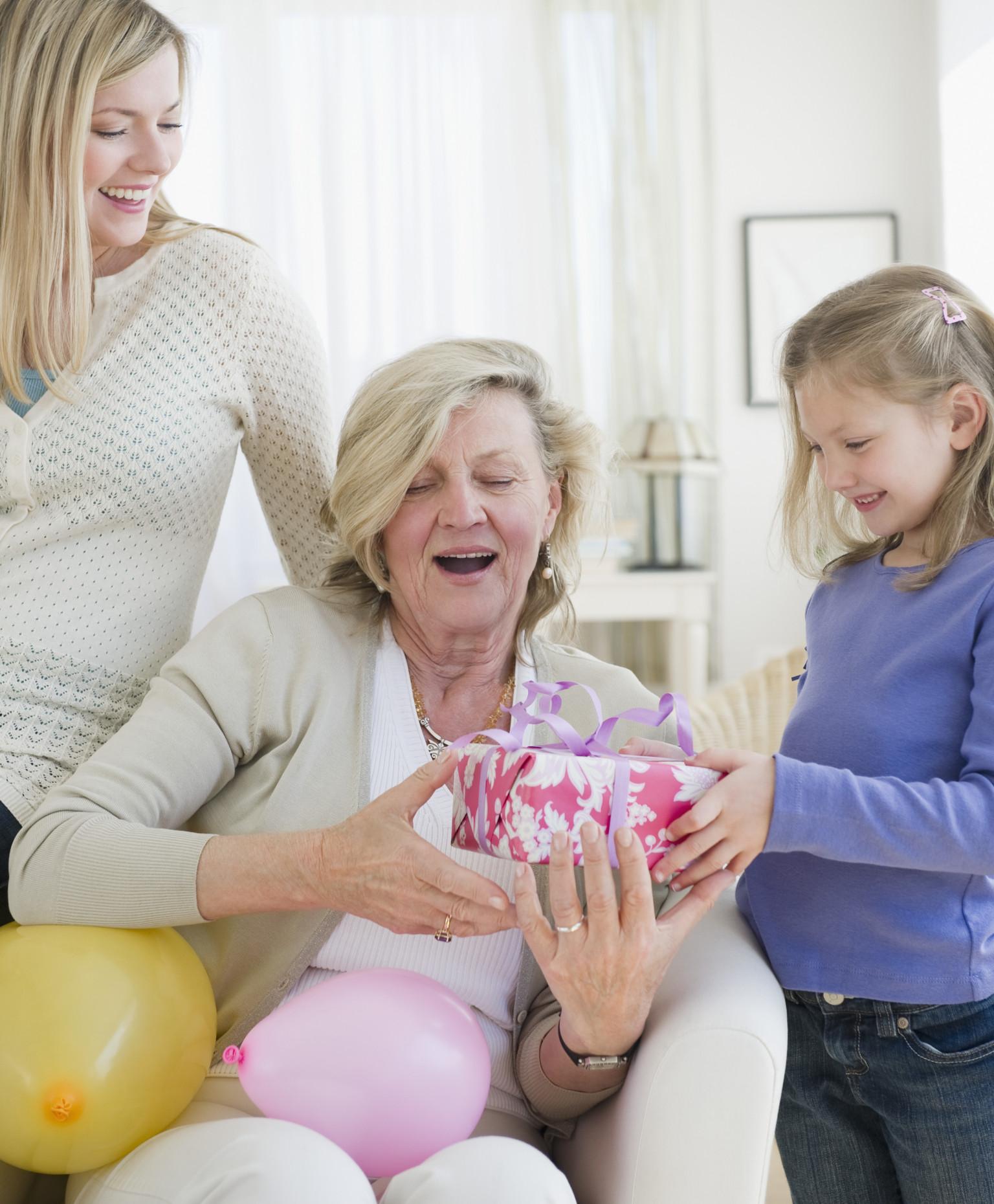 Подарки для взрослой дочери