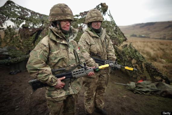 territorial army uk