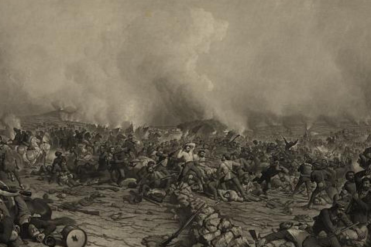 the war was decided at the battle of gettysburg The battle of gettysburg was the pivotal moment of the civil war and  lee  decided as well to give the war-torn state of virginia a reprieve and.