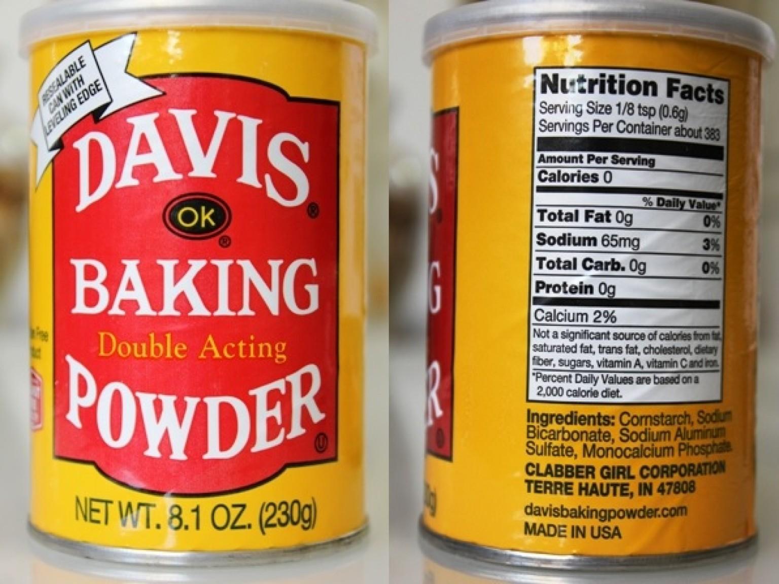Low Acid Low Gas Foods