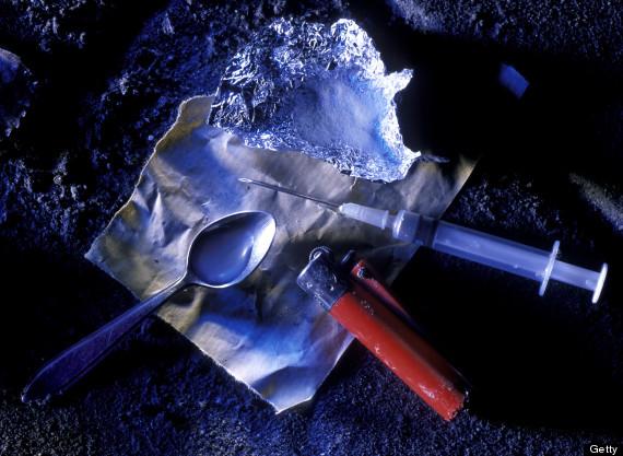 drugs tin foil