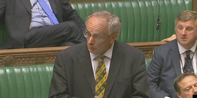 Peter Bone is not happy with 'Tory Taliban' title