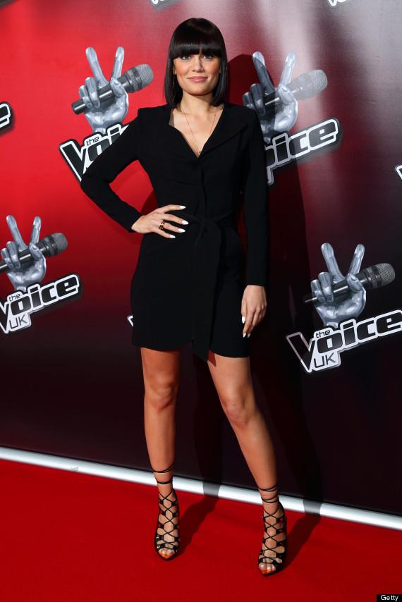 jessie j the voice