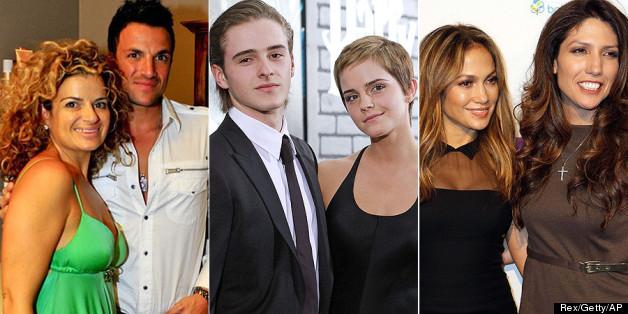 Celebrity Siblings