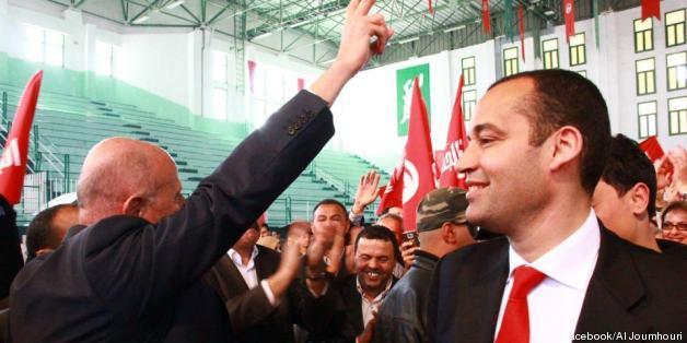 Yassine Brahim démissionne du Joumhouri, le 5 juillet 2013