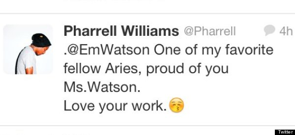 emma watson pharrell williams