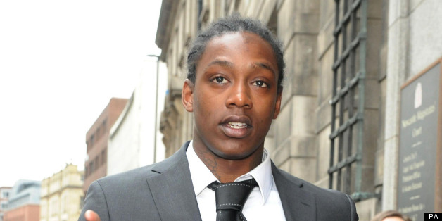 File photo 21/3/12 of footballer Nile Ranger who has been arrested and charged with criminal damage.