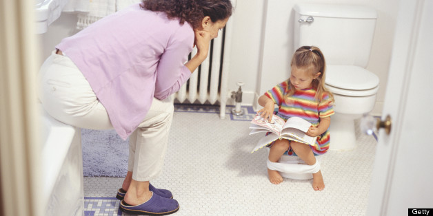A Definitive Potty Training Guide | HuffPost