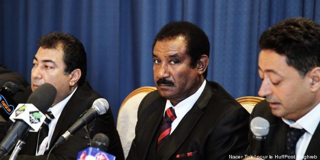 Mohamed Ayachi Ajroudi annonce la création de son parti politique, le 8 juillet 2013