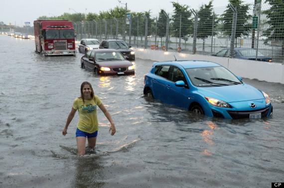 toronto flooding 2013