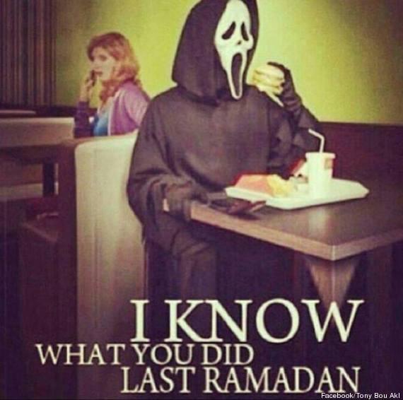 ramadan restaurant ouvert