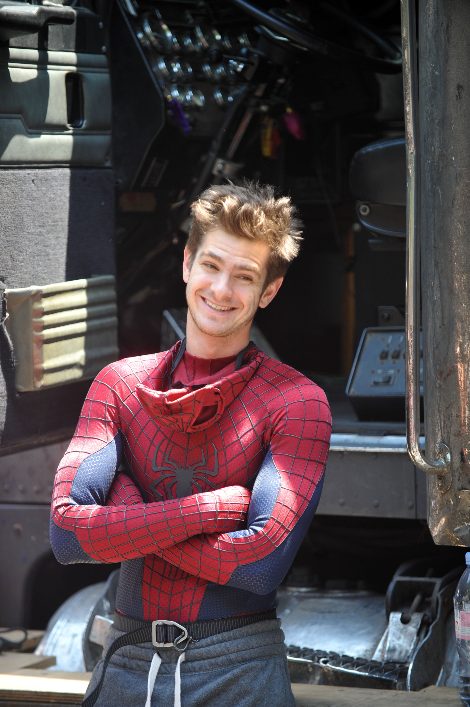 Gay Sexy Download in andrew garfield on spider-man: 'why can't he be gay?' | huffpost