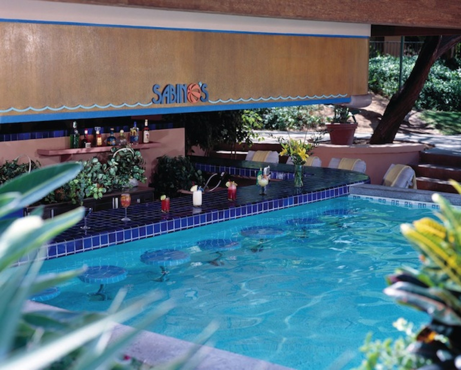 It's 5 o'Clock Somewhere: America's Best Swim-up Bars ...