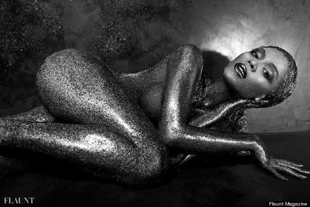 beyonce knowles flaunt magazine
