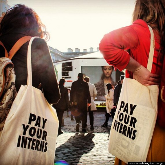 pay your interns