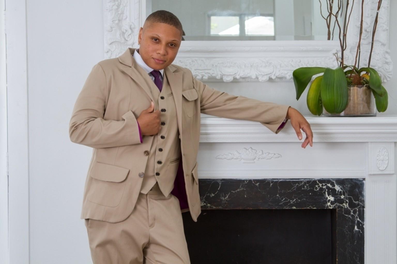 Wedding Trailblazers: Fourteen Style Designs Wedding Suits For ...