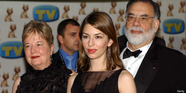 Film director Francis Ford Coppola at the 50th Cannes Film Festival.
