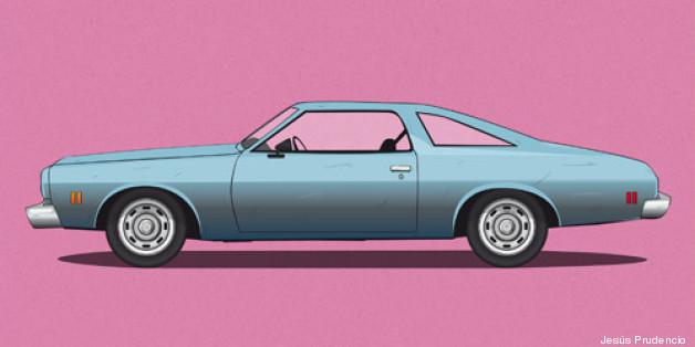 L'artiste espagnol Jesús Prudencio revisite les affiches de films avec des véhicules