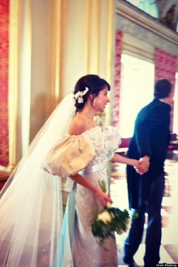 caroline sieber wedding