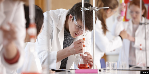 Ofqual has warned of a drop in science grades