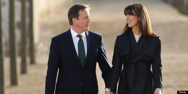 No.10 has dismissed reports Samantha Cameron is driving Syria policy