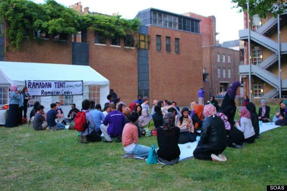 ramadan fast homeless