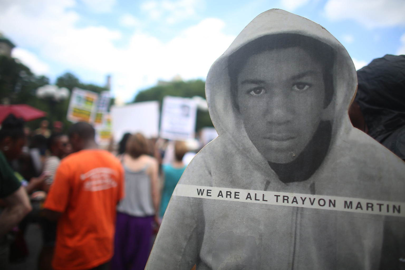 zimmerman vs trayvon Trayvon martin was in the wrong place at the wrong time walking back from a 7-eleven to the sanford, florida townhouse of his father's fiancee on a dark and rainy february evening in 2012, martin aroused the suspicions of neighborhood watch leader george zimmerman, setting in motion a chain of events that led to martin's death and one of the most intensely followed trials of the twenty-first.