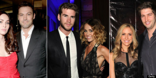 All Your Favorite Celebrity Couples Are Breaking Up In ...