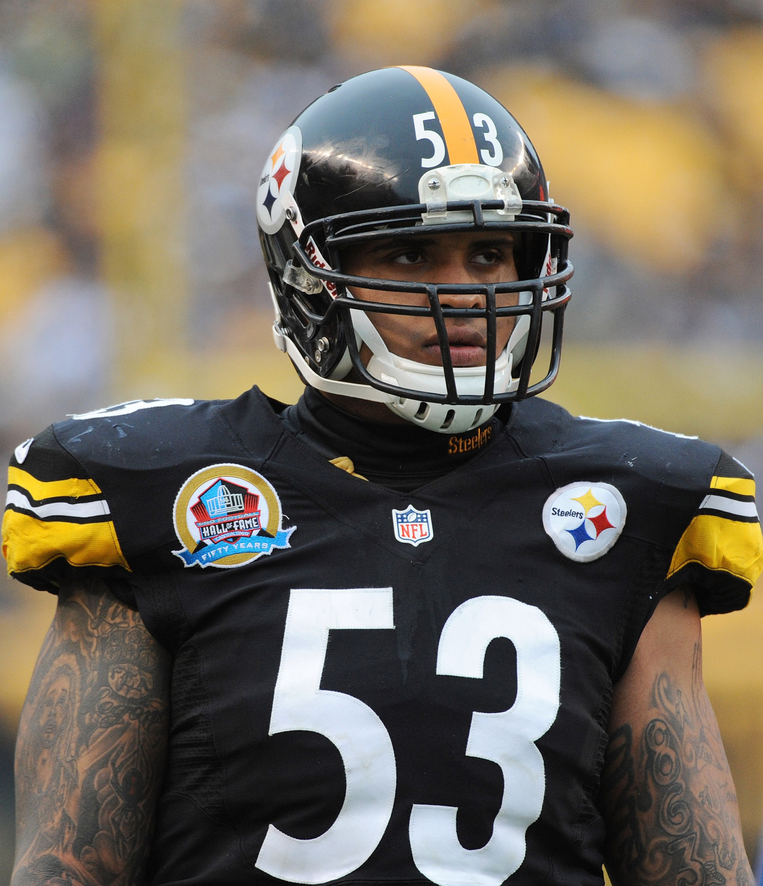 Maurkice Pouncey NFL Player Apologizes For Free Hernandez Hat