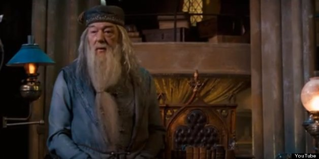 'Harry Potter' Quotes: 10 Comforting Words Of Wisdom From Albus Dumbledore