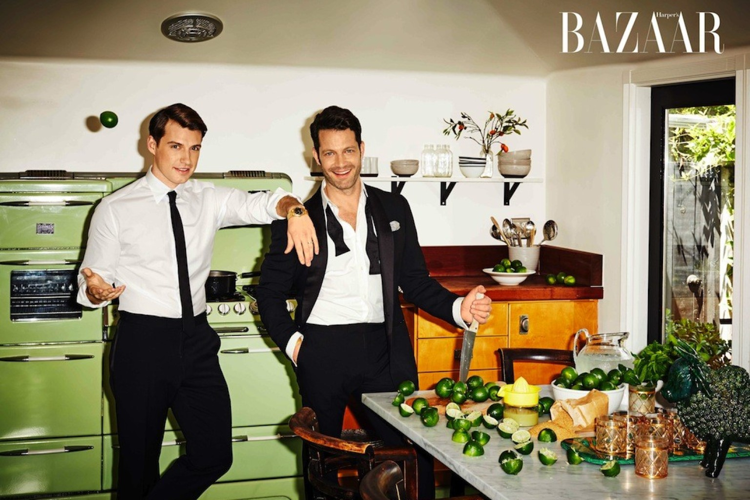 Nate Berkus Nate Berkus And Jeremiah Brent's Los Angeles Home Is As Stylish As