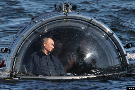 putin submarine sea explorer 5 bathyscaphe
